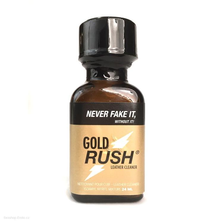 Poppers Gold Rush big 24 ml